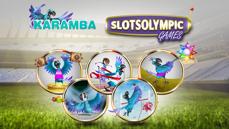 Be Part of the Karamba SlotsOlympics and Claim Your Prize