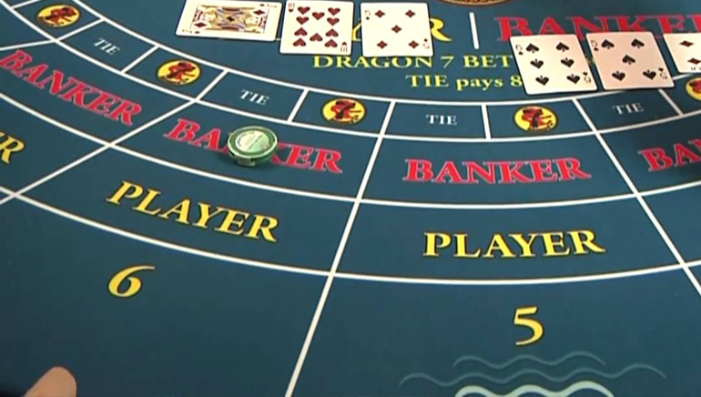 Play Baccarat at Casino Las Vegas
