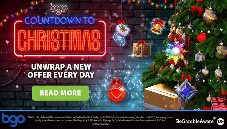 Countdown to Christmas Starts Early This Year at bgo Casino