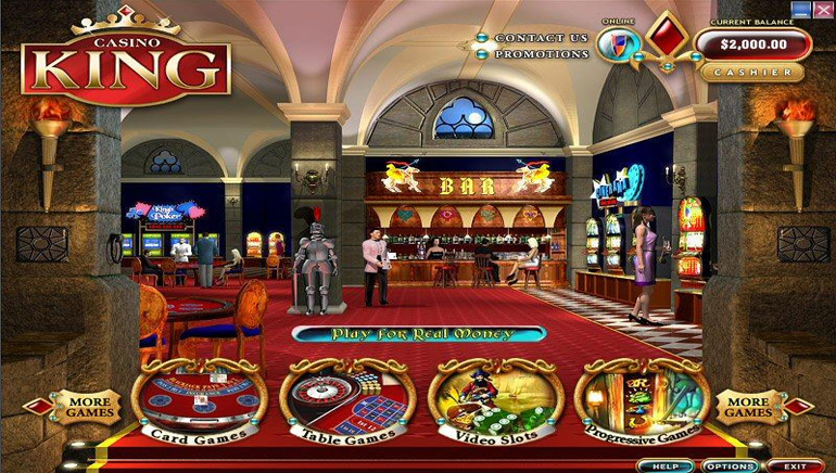 Online Casino Reports and Casino King