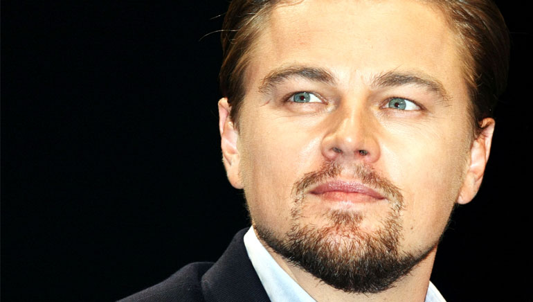 DiCaprio to Star in Online Gambling Film