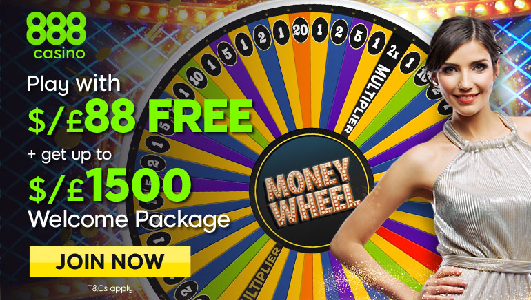 Experience The Unique Dream Catcher Live Game At 888 Casino