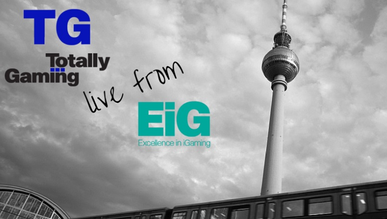 Diverse Speakers and Hot Topics Kick-Off in Berlin at EiG 2014