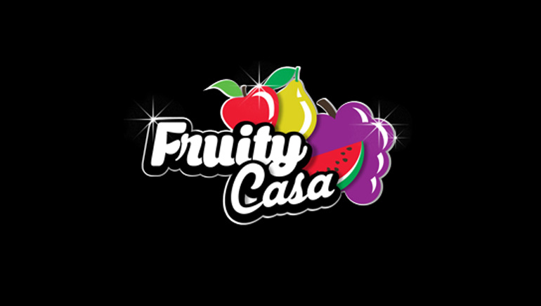 Hop on the Slot Machines Rollercoaster at Fruity Casa Casino