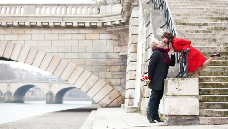 Win a Trip to Paris for Valentine's Day at Bingo Hall