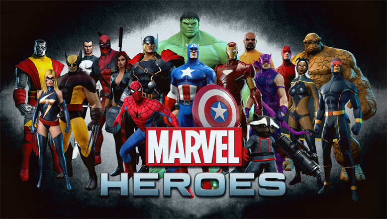 You Don't Need Superhero Powers to Play Marvel Slots