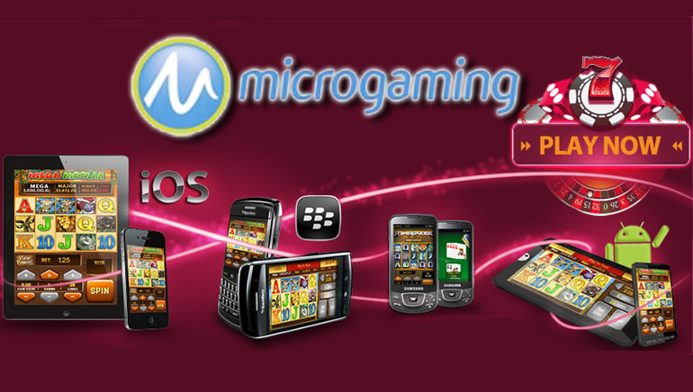 Ladbrokes Moves to Microgaming