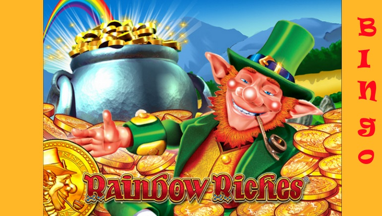 Playtech Teams with Scientific Games to Launch Rainbow Riches Bingo