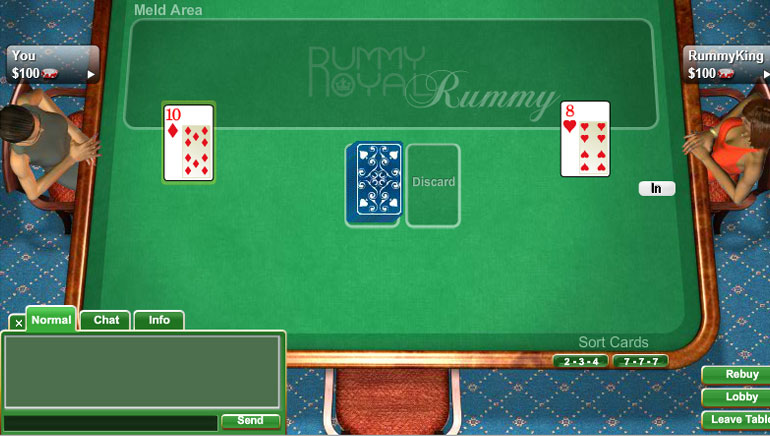 Real Money Gin Rummy