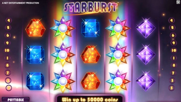 Cherry Casino Promotes Starburst with Free Spins