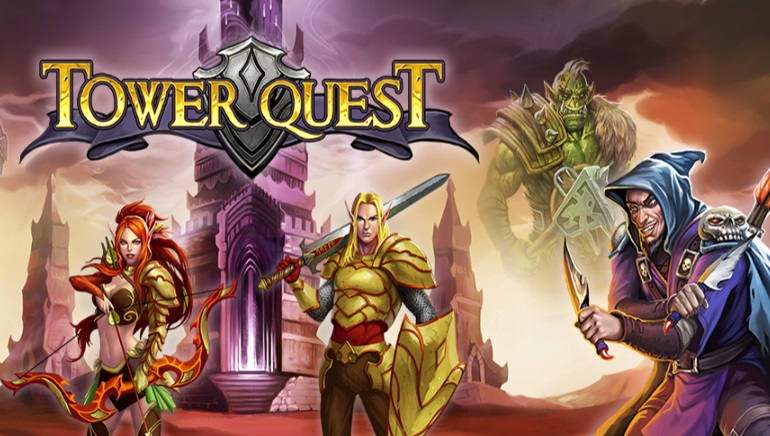 Play'N GO Releases Tower Quest Slot in April