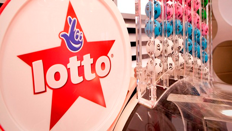 National Lottery Tops Online Casinos