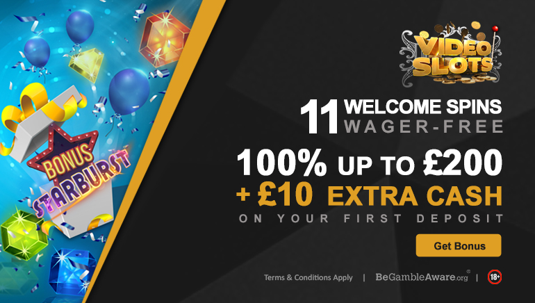 New Players Enjoy Generous Welcome Bonus at Videoslots Casino