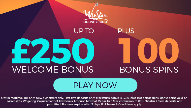 WinStar Casino Dazzles Players with Unbeatable Welcome Bonus